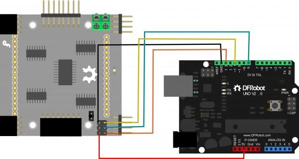 Arduino UNO连接方法