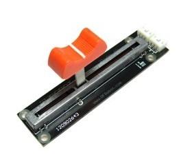 模拟Slider60直滑传感器