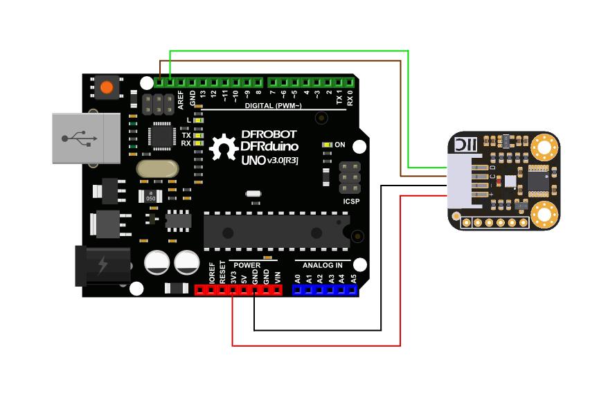 Sku Sen0236 Bme280 Environmental Sensor