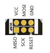 Beetle-ICSP接口