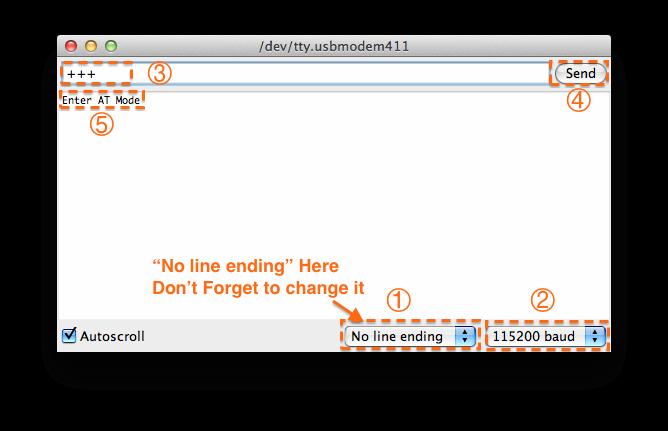 Fig1: +++进去CMD模式