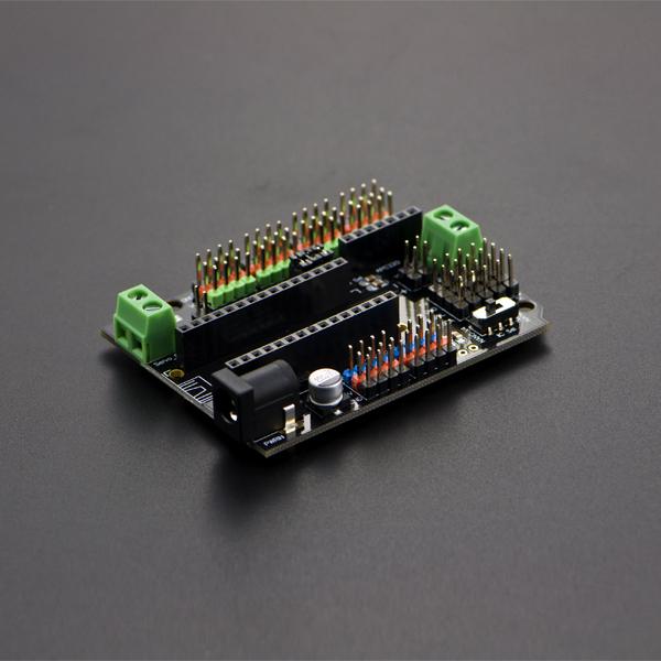 DFRduino Nano IO扩展板