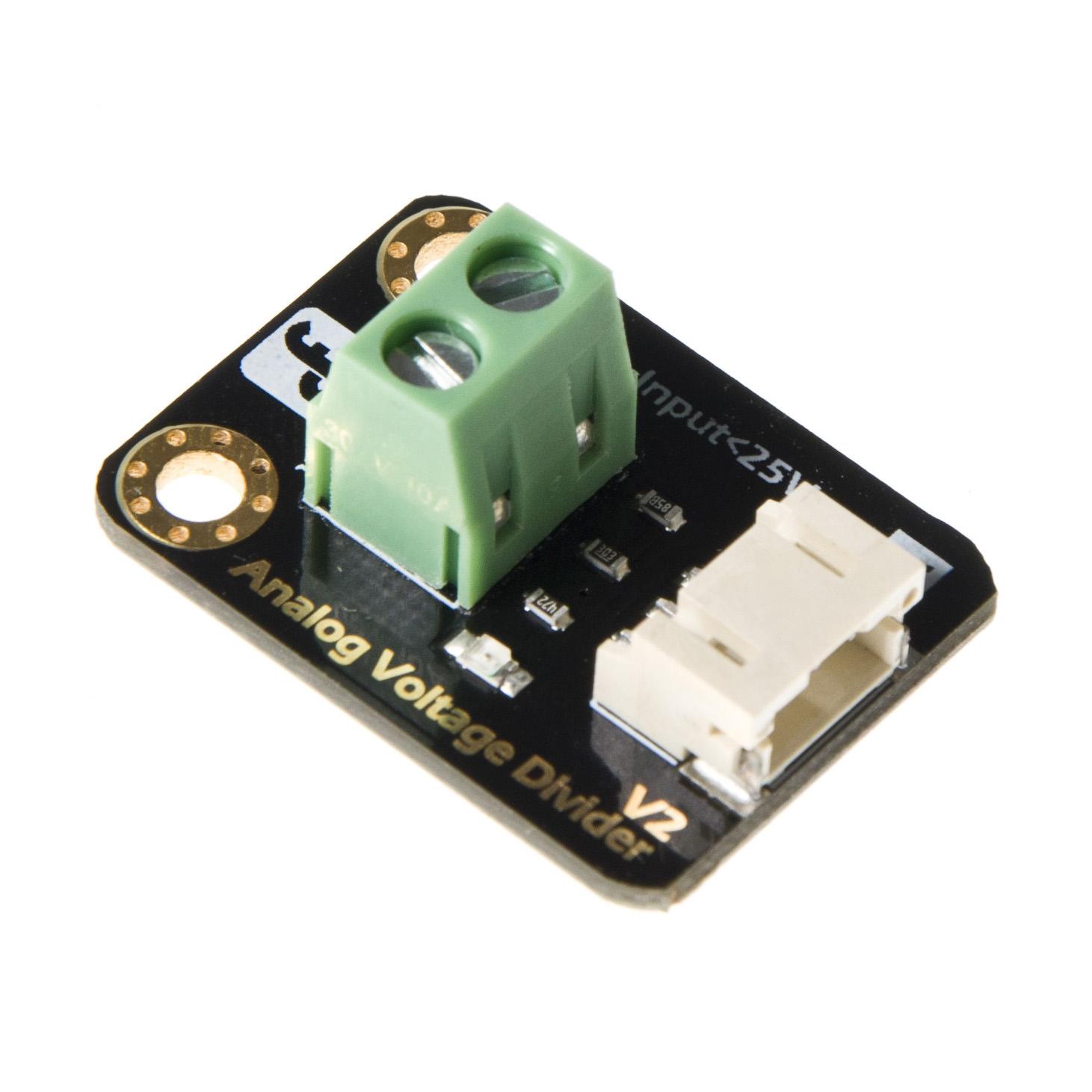 模拟电压检测模块