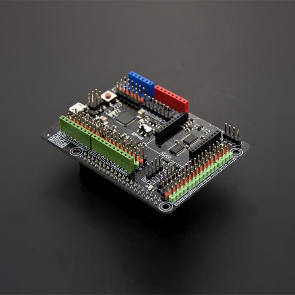 Arduino 树莓派扩展板