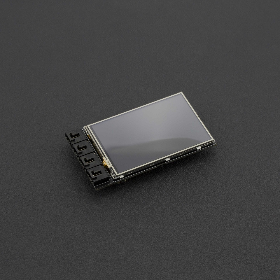 DFR0387 TELEMATICS LCD SHIELD V1.0