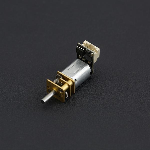 带驱动N20微型金属减速电机