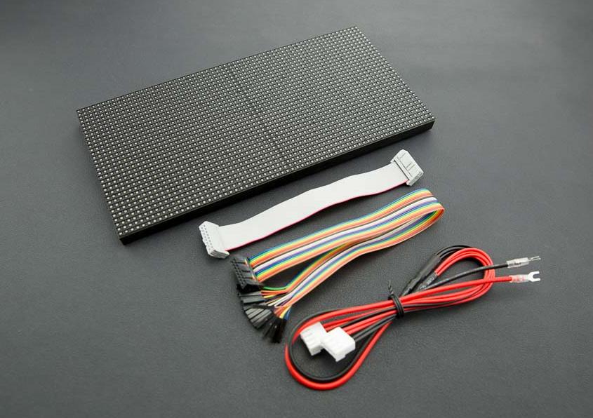 DFR0460 64x32 RGB LED Matrix