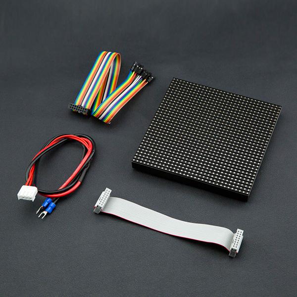32x32 RGB LED Matrix - 4mm pitch