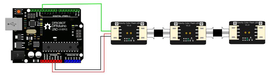 DFR0474-UNO主板供电