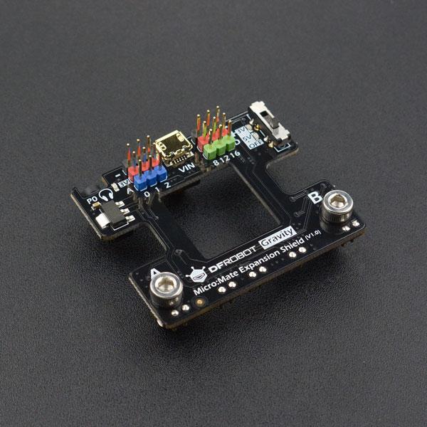 microbit 扩展板