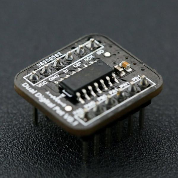 DFR0520 100K 双路数字电位器