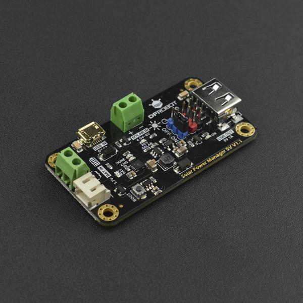 5V太阳能电源管理模块