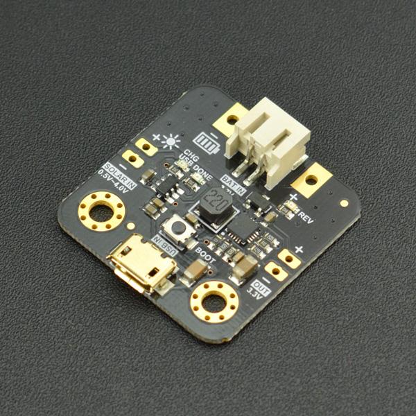 微功率太阳能电源管理模块