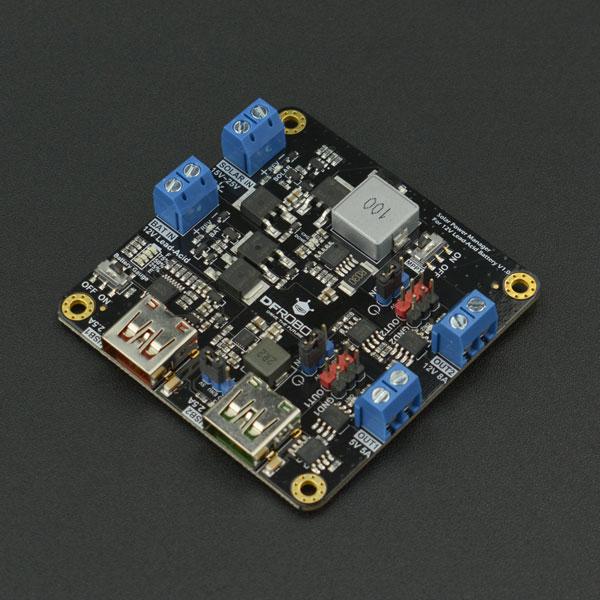 太阳能电源管理模块(12V蓄电池版)