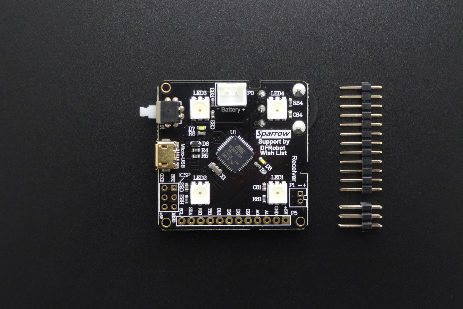 Sparrow 微控制器