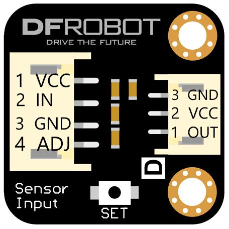 液位传感器Liquid Level Sensor-XKC-Y25-T12V转接板