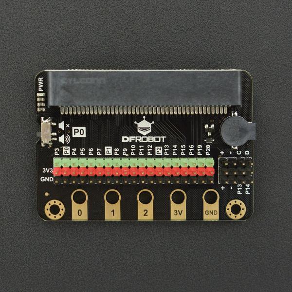 micro:bit 掌控板 IO扩展板