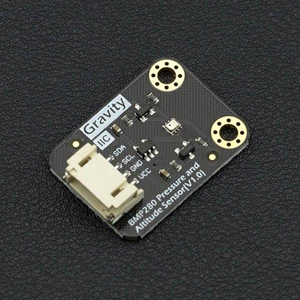 Gravity: I2C BMP280 温度&气压传感器