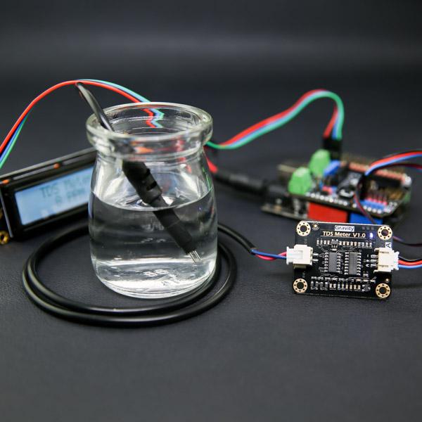 模拟TDS传感器