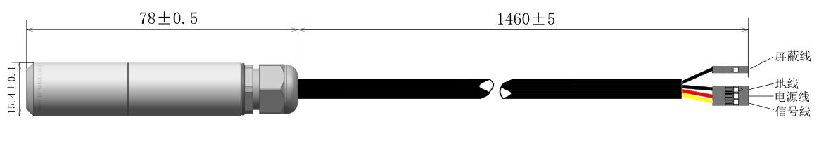 TS01(0-3V)尺寸图