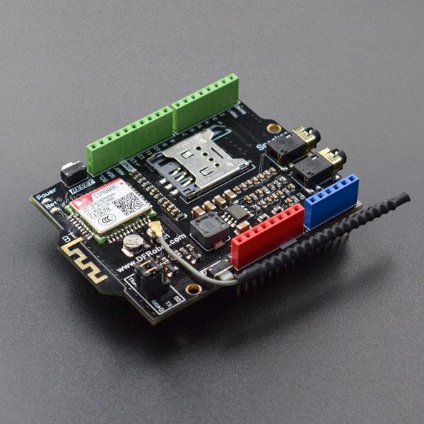 SIM800C GPRS GSM Shield 通信模块
