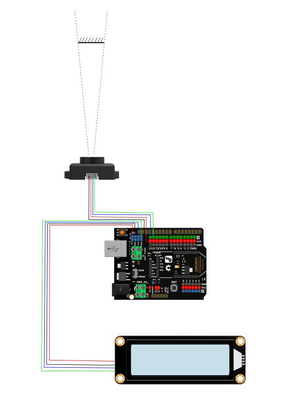 TFmini LCD显示接法