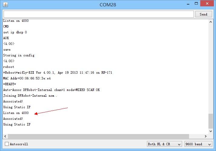 Fig9: wifi static IP