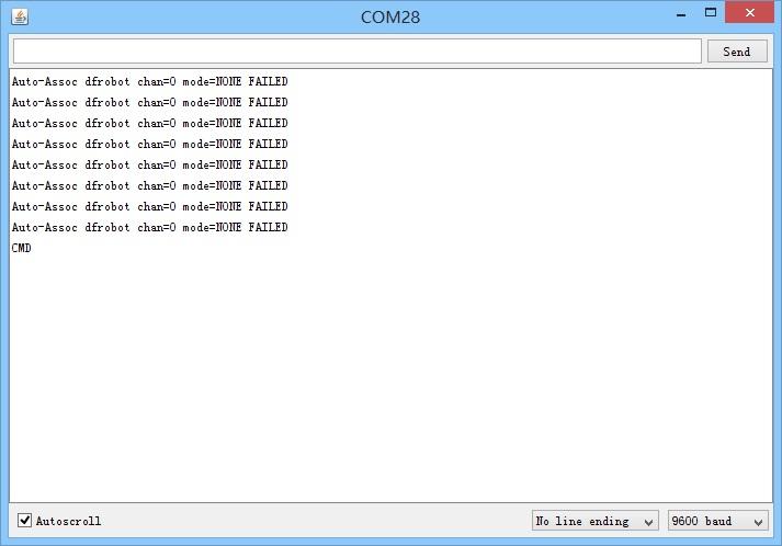 Fig3: wifi CMD